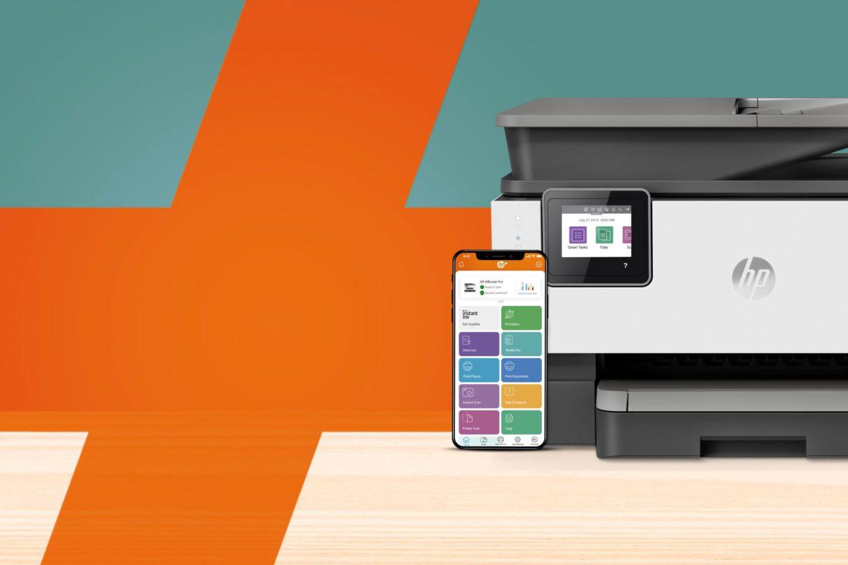 new smart printing system